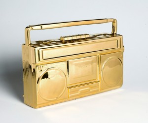 Asgardian Boom Box