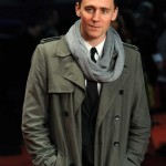 Tom Hiddleston may as well be a Burberry model